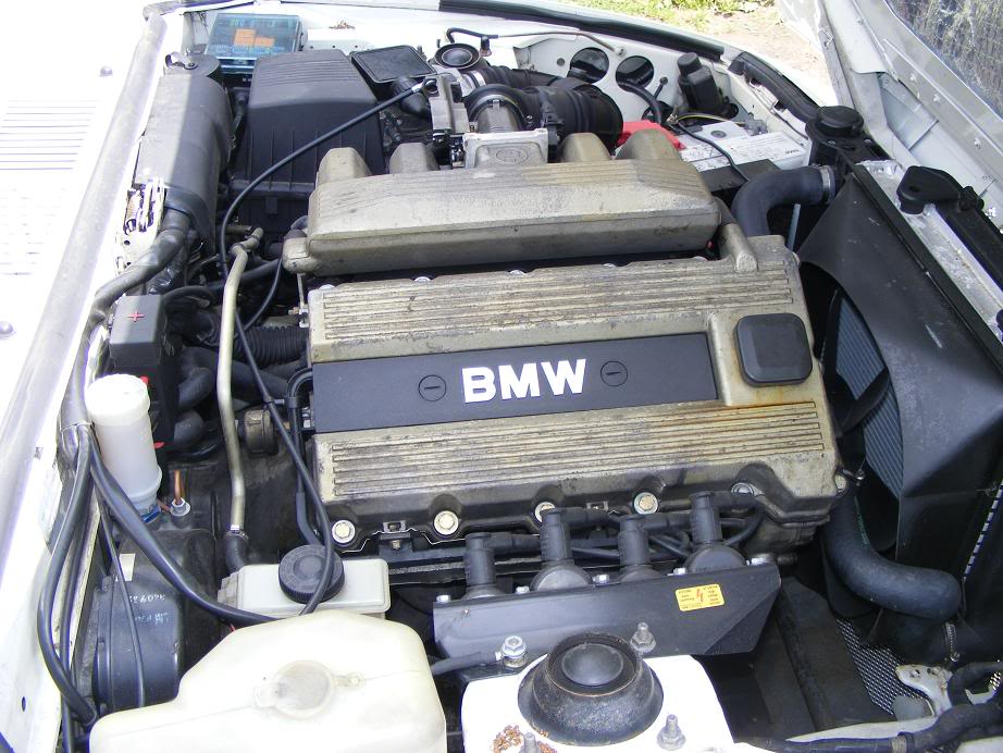 BMW E36 SOHC 4 CYL ALUMINIUM engine