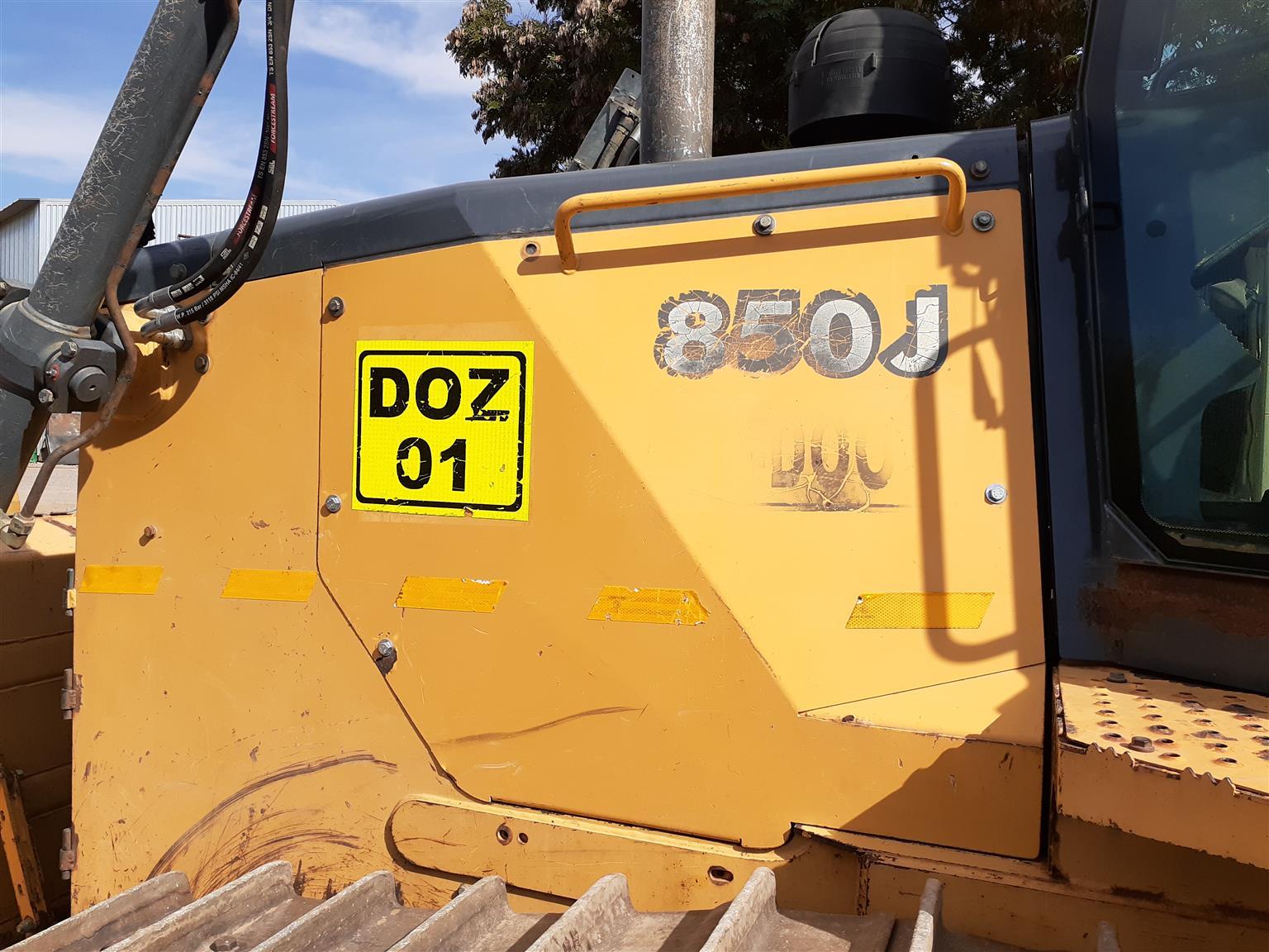 BELL DOZER 850J FOR SALE
