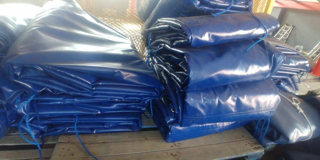 all sizes truck pvc covers/tarpaulins and cargo nets for super-link and tri_axle