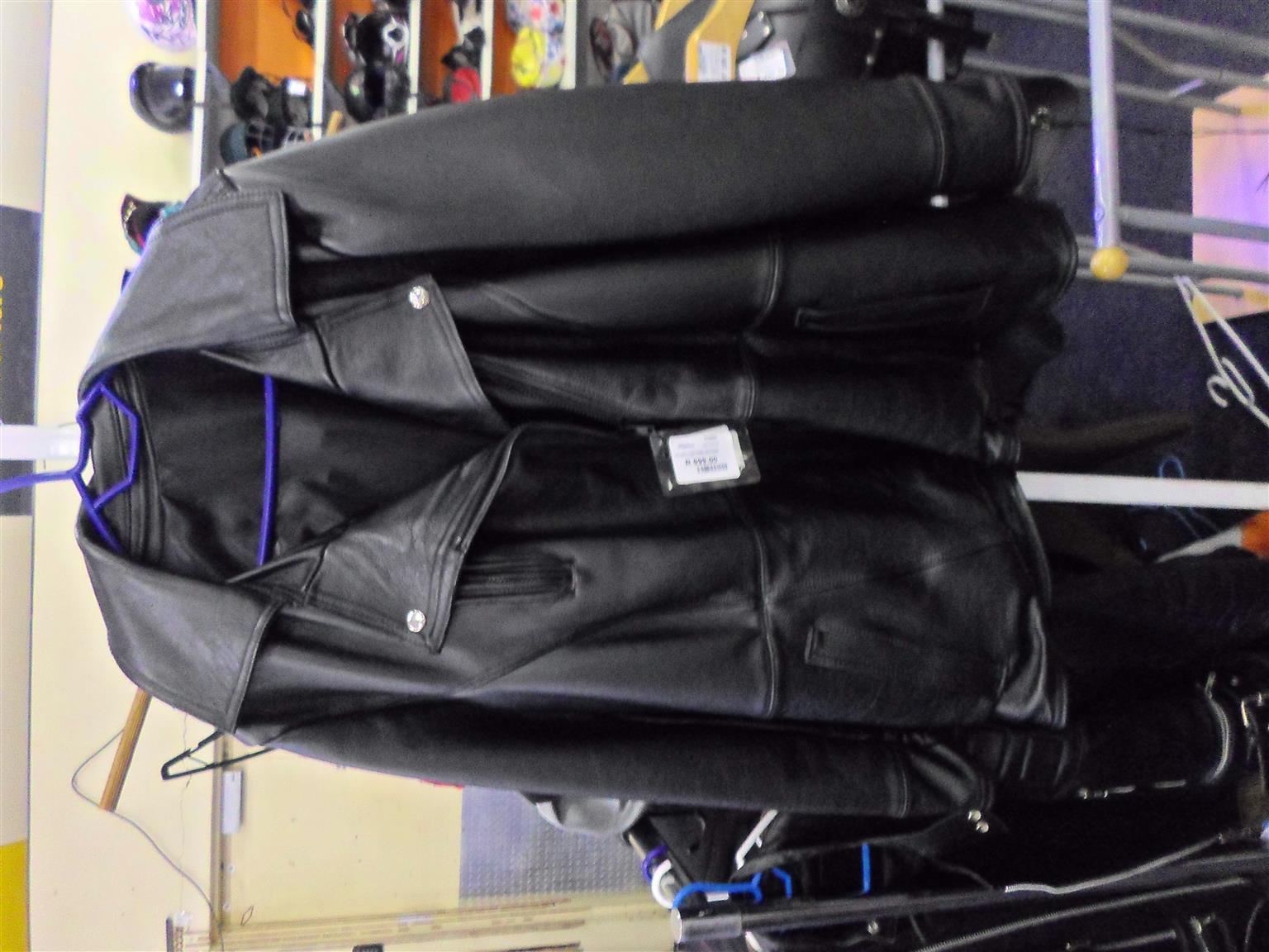 Large - Motorcycle Jacket