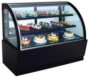 Cake Display Fridge 1.5m (NEW DESIGN)
