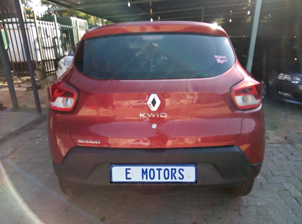 2017 Renault Kwid 1.0 Expression