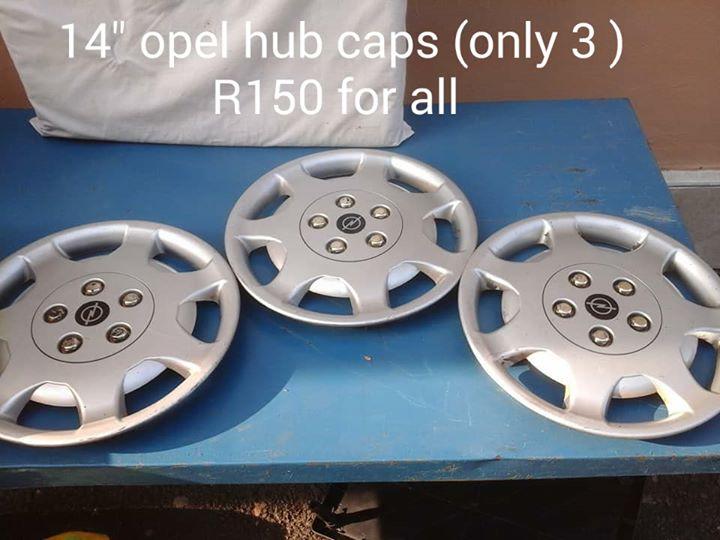 Opel hub caps for sale  67def0b238a