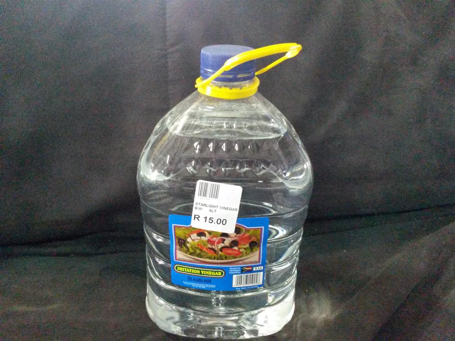 Starlight Vinegar 5L