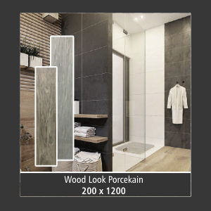 Tile : Wood Look