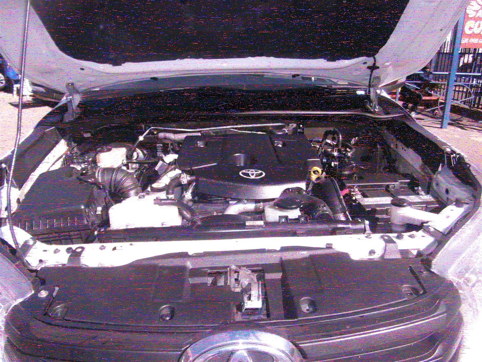 2017 Toyota Hilux 2.4GD 6 SRX