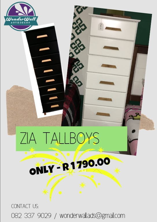 Tallboys/ Chest of Drawers