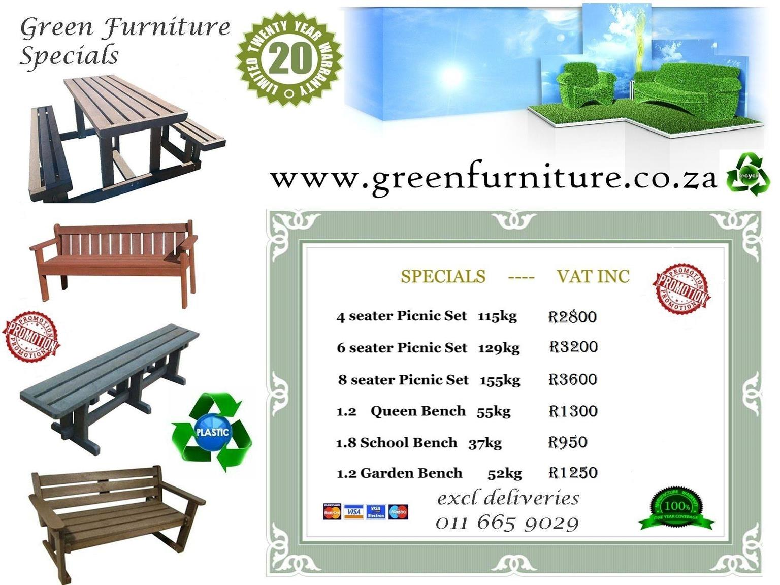 Patio Furniture and Plastic Outdoor Furniture