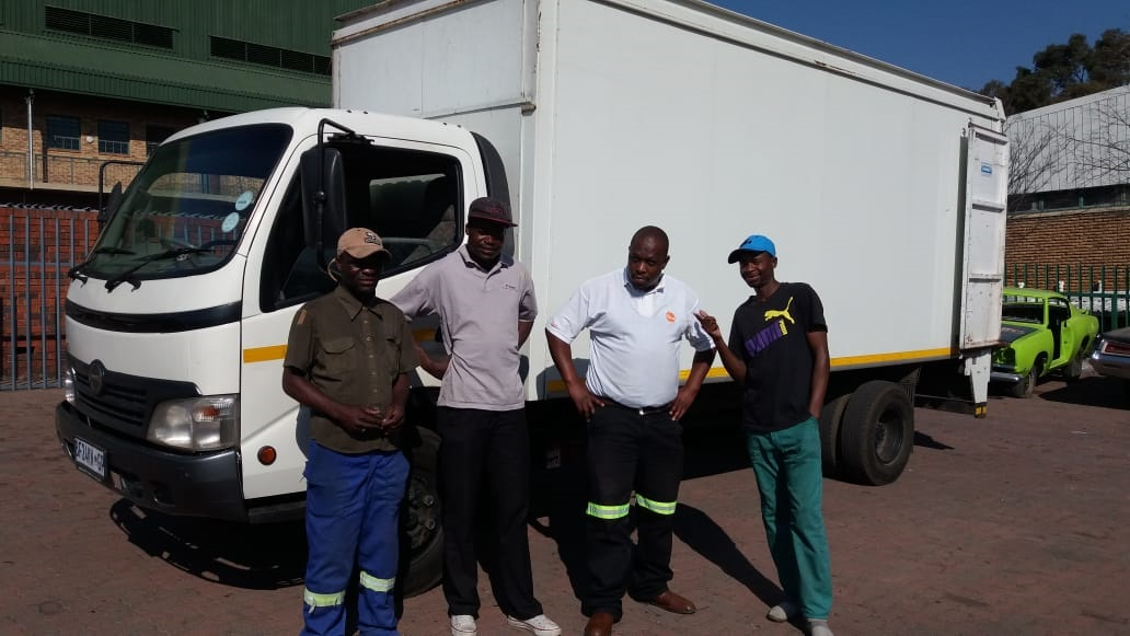 Cheap furniture removals in Sandton