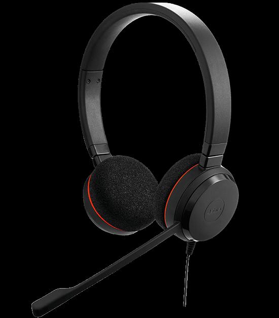 Jabra EVOLVE 20 HQ headsets