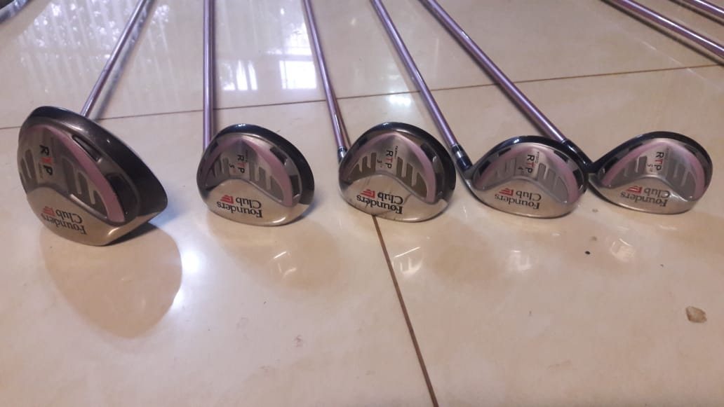 Ladies Golf Set - Foundershill