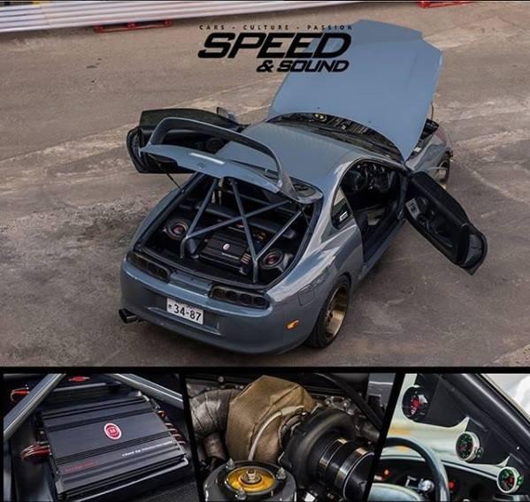 1996 Toyota Supra