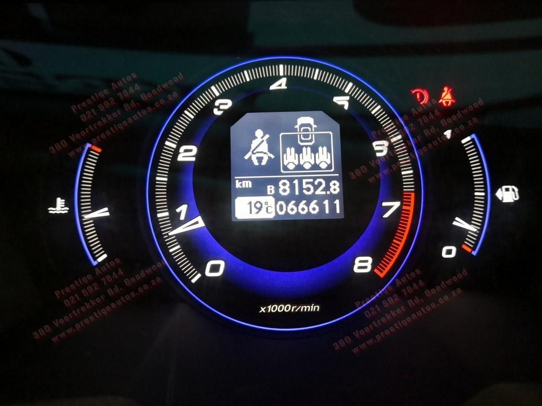 2008 Honda Civic hatch 1.8 EXi