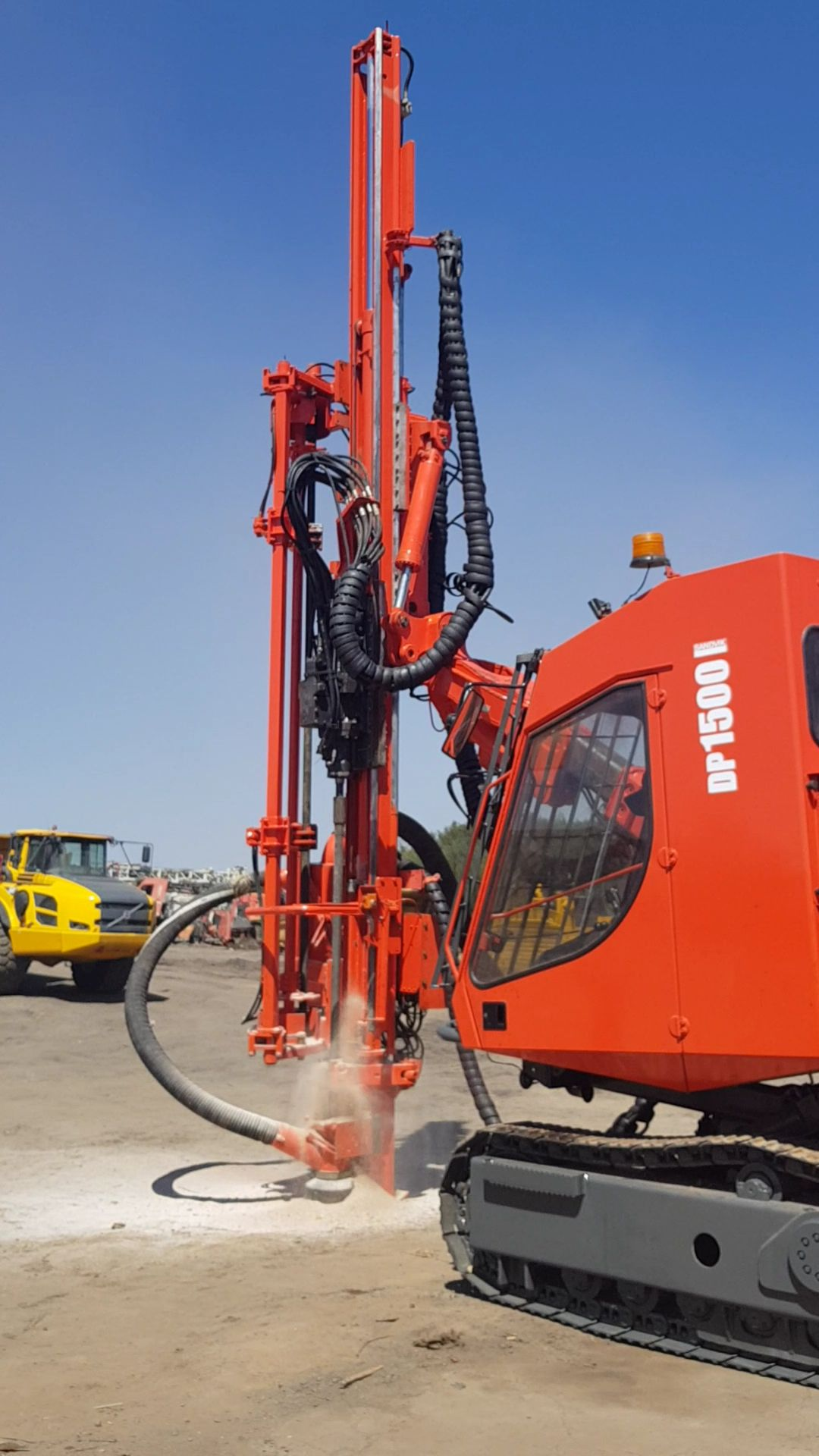 Sindiv DP 1500 Drill Rig for Hire