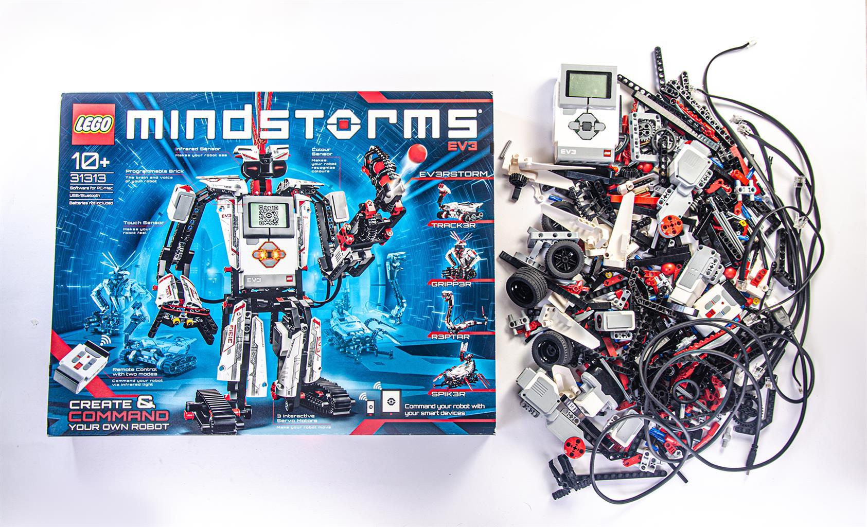 Lego Mindstorms EV3 + Education Pack