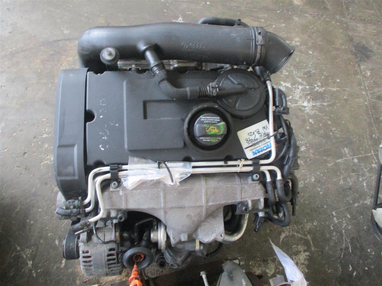 VW Passat 2 0TDi (BKP) engine for sale