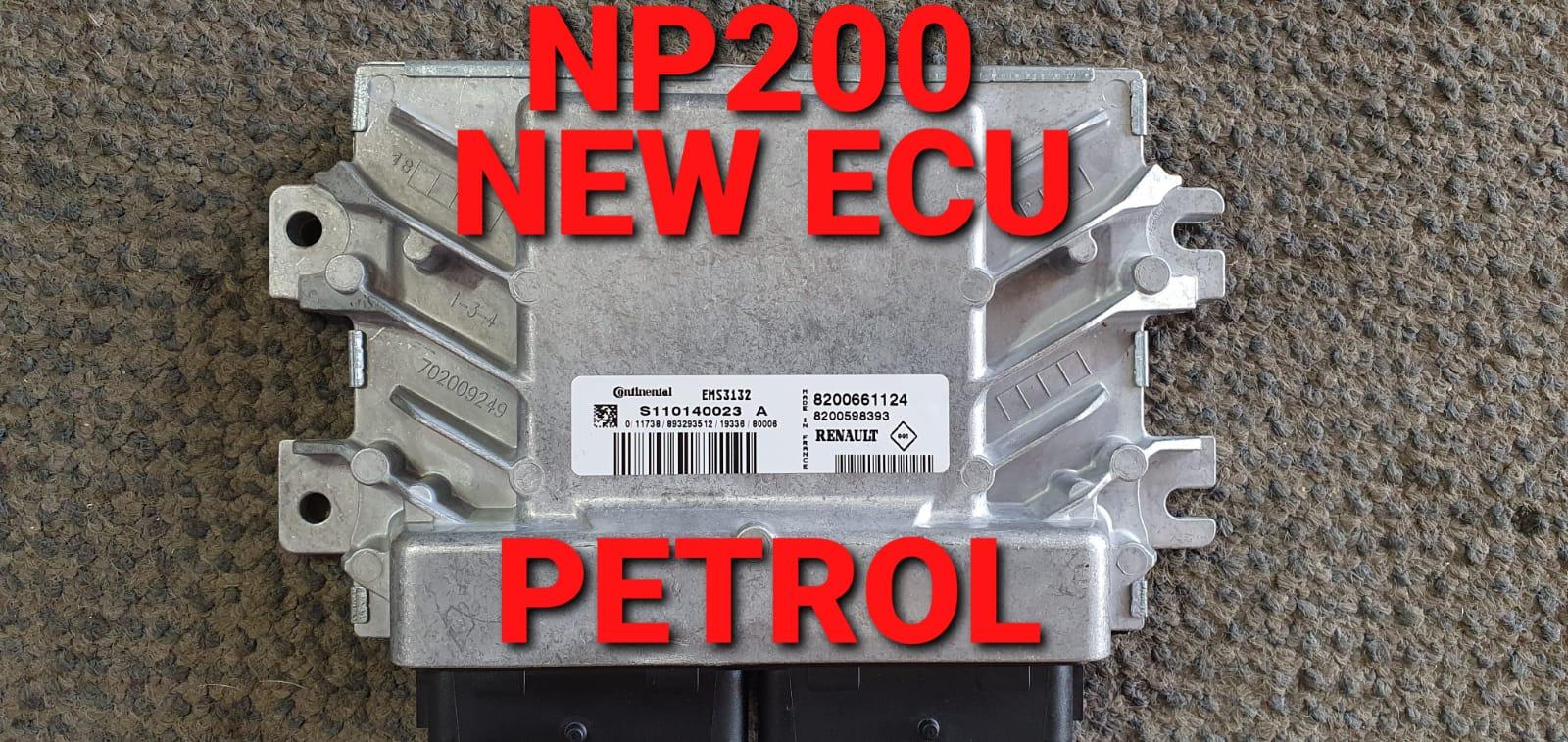 Nissan NP200 Ecu Computer box