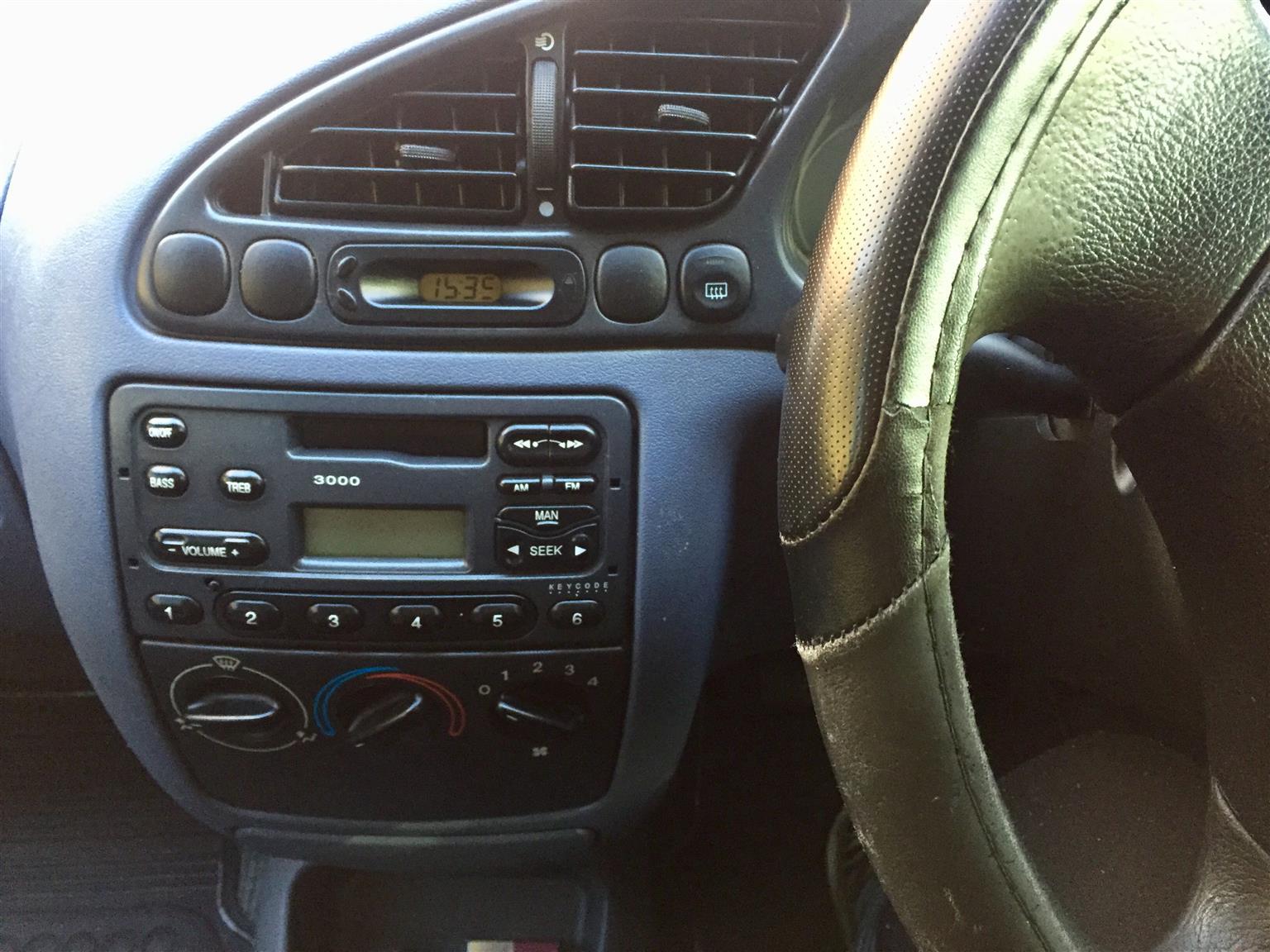 1998 Ford Fiesta hatch 5-door FIESTA 1.5 TDCi TREND 5Dr