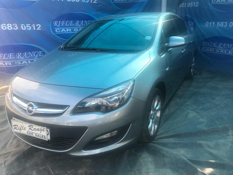 2013 Opel Astra 1.4 Essentia