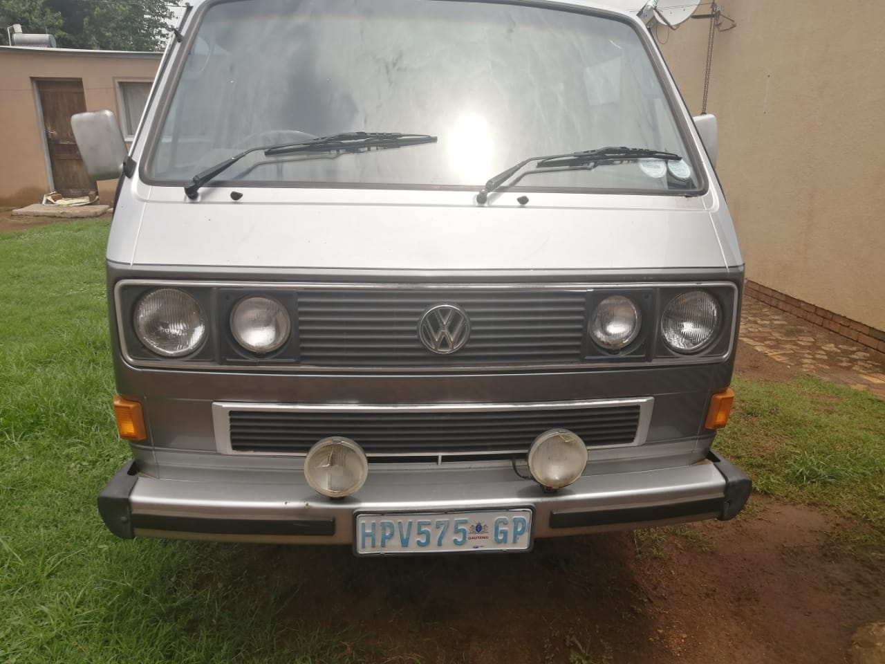 1989 VW Microbus
