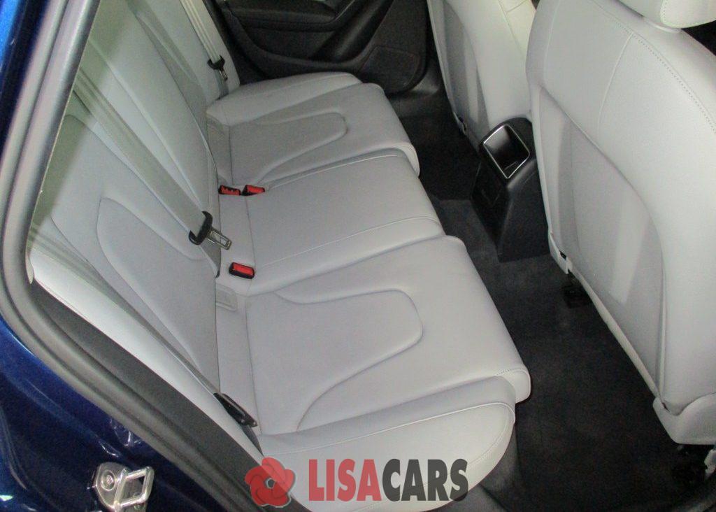 2015 Audi A4 1.8T Multitronic