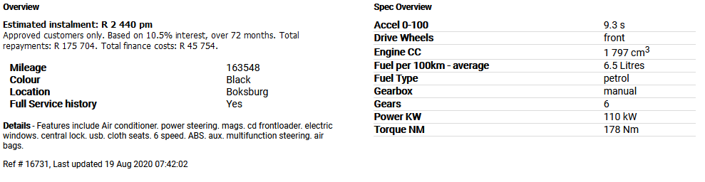 2012 Hyundai Elantra 1.8 GLS