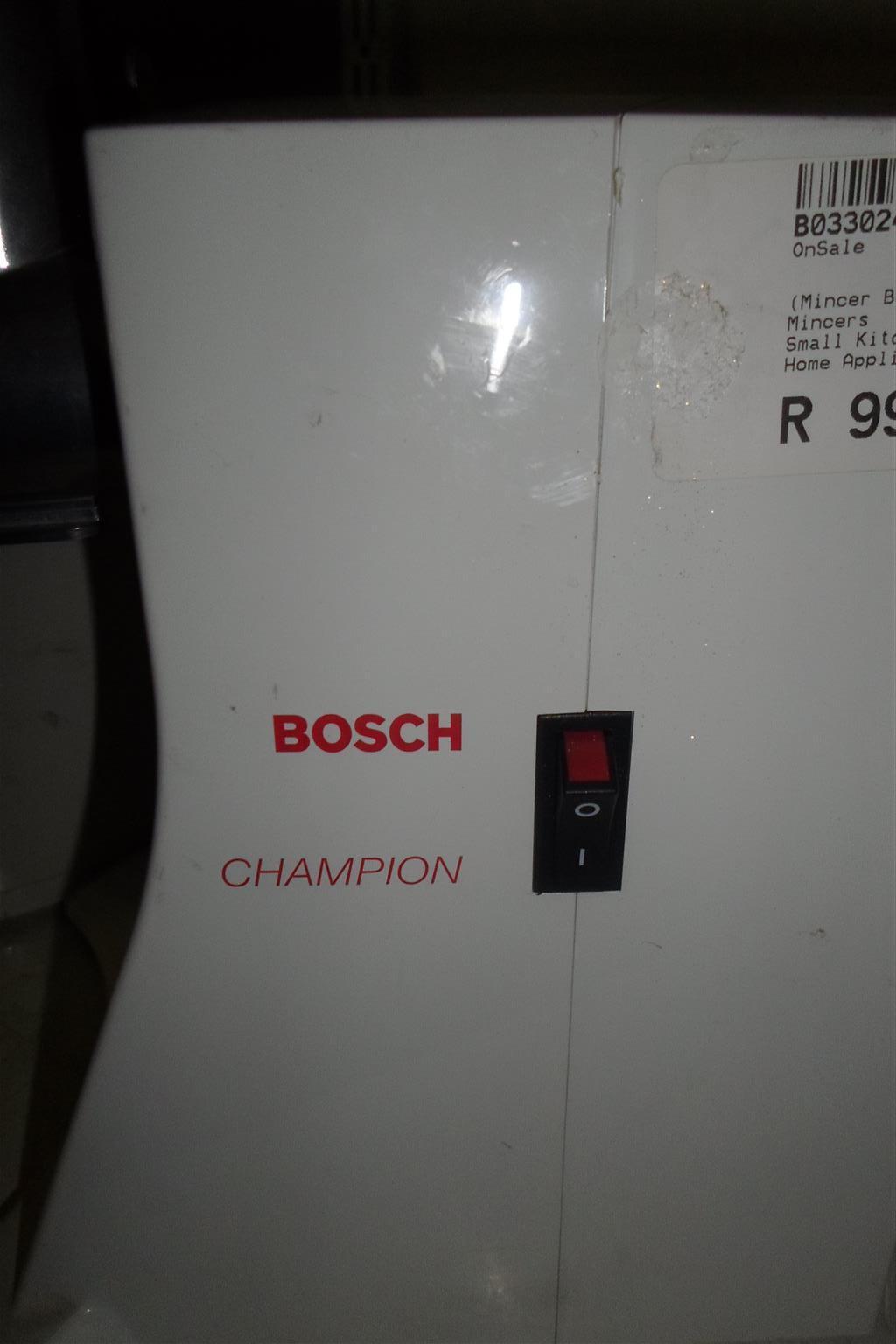Bosch Champion Mincer - B033024057-1