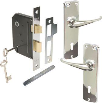 CP Lockset 2 Lever