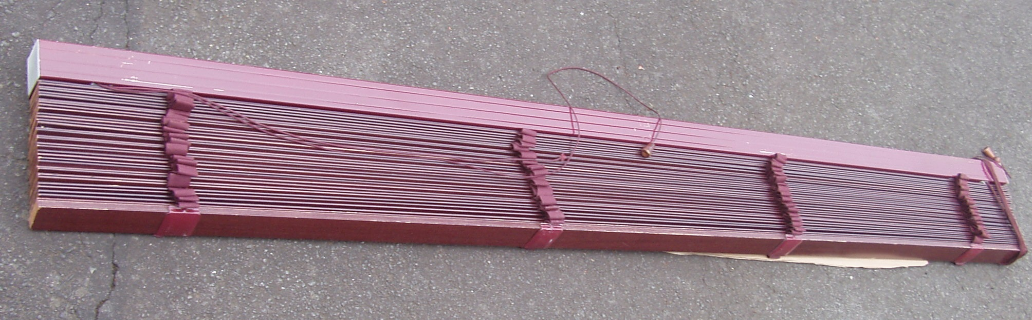 Venetian Wood Blinds - 50mm