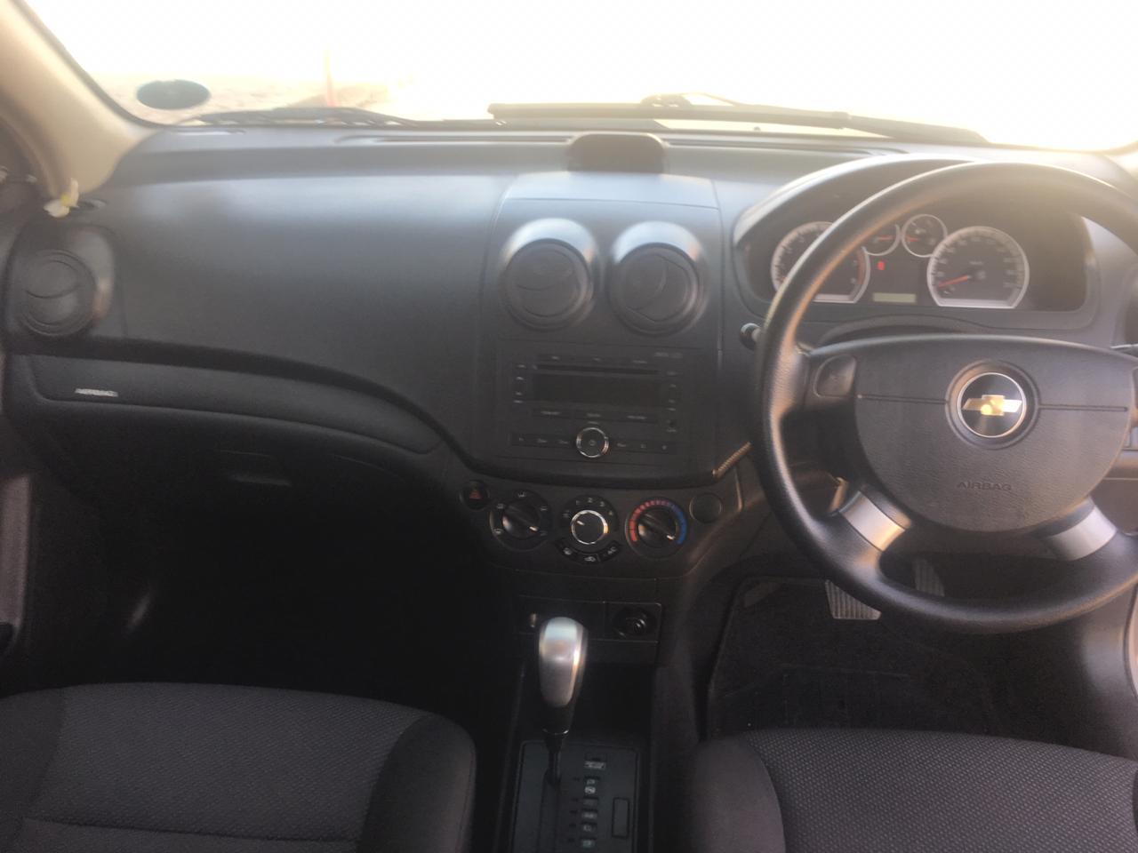 2010 Chevrolet Aveo sedan 1.6 LS auto