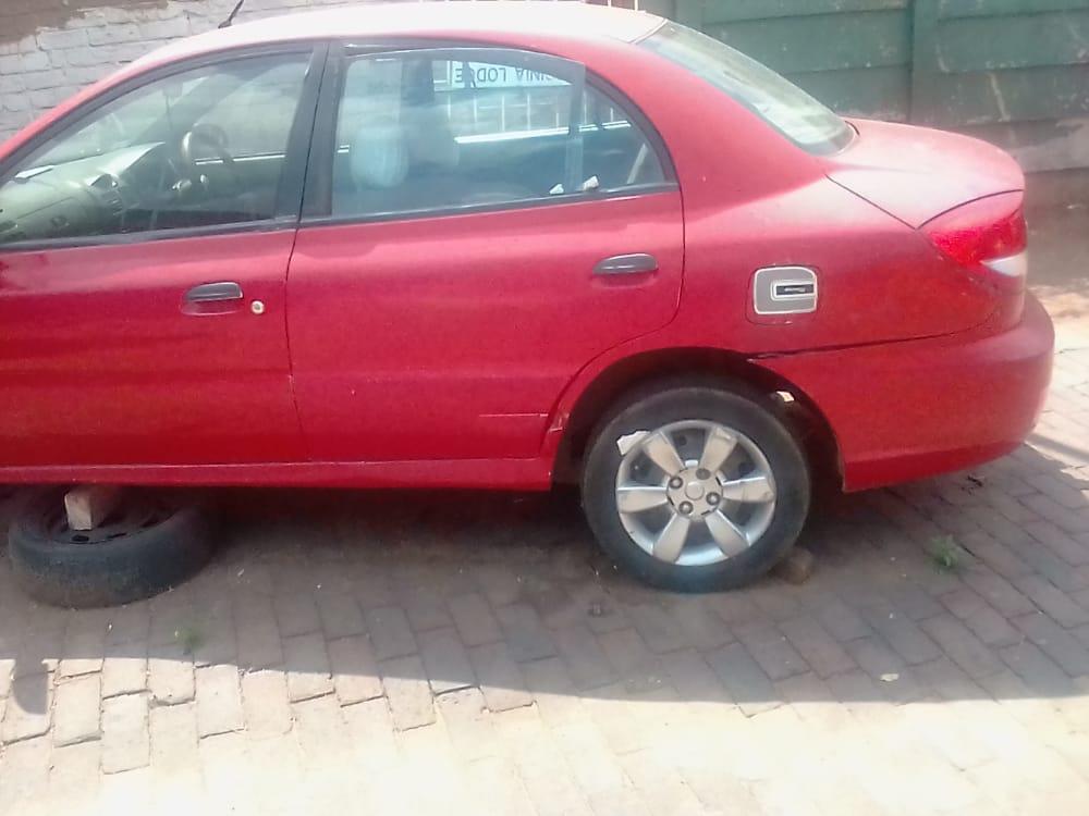 2005 Kia Rio 1.3