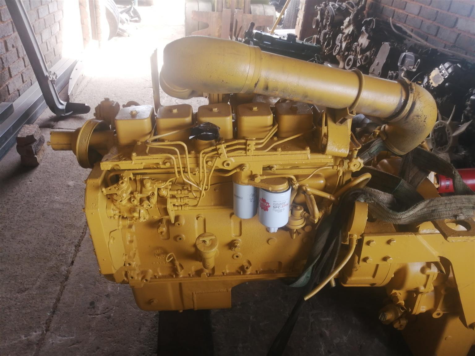 Selling 6bt turbo cummins engine