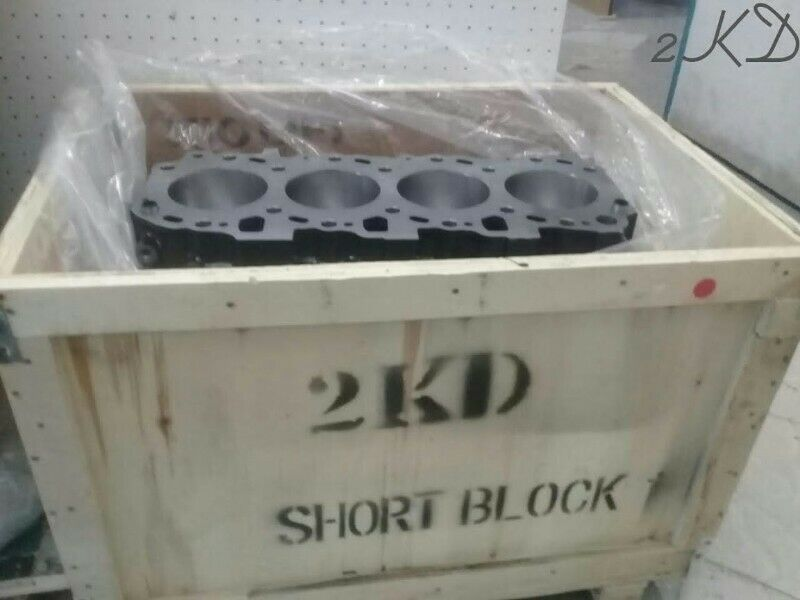 BRAND NEW TOYOTA QUANTUM / HILUX 2.5 D4D SUB ASSEMBLY & CYLINDER HEADS 2KD