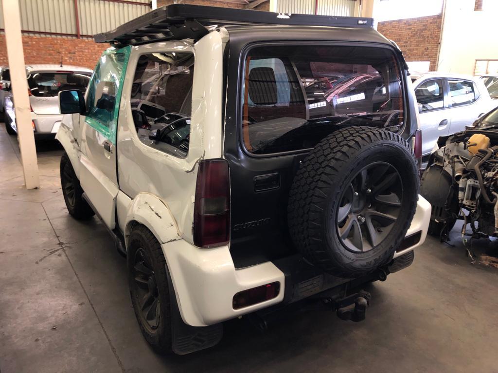 2017 Suzuki JIMNY Jimny 1.3