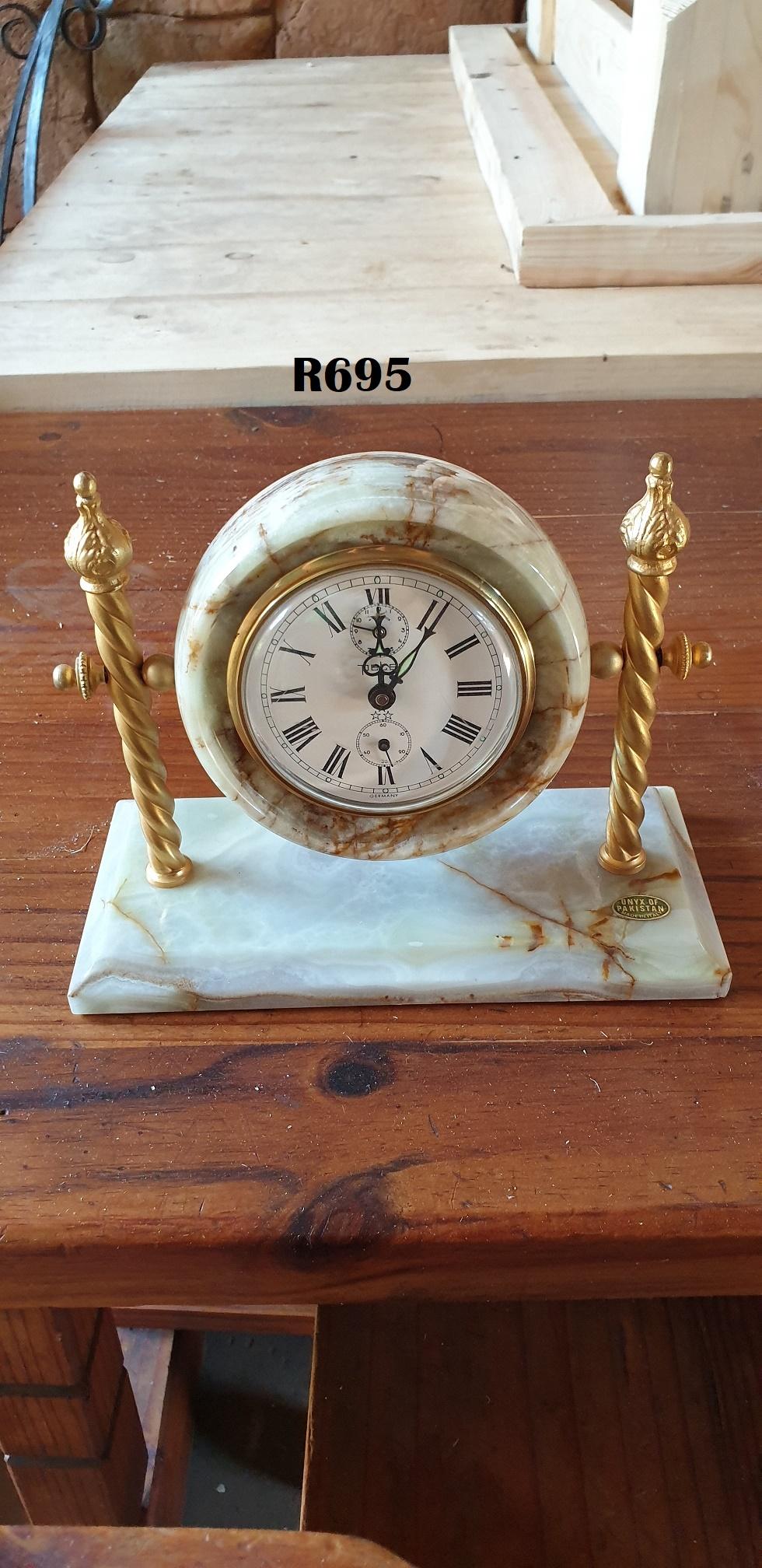 Onyx Peter Clock Germany