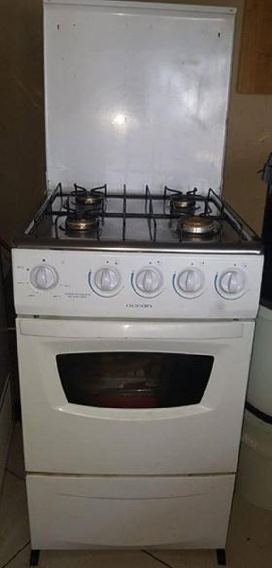Ocean gas stove