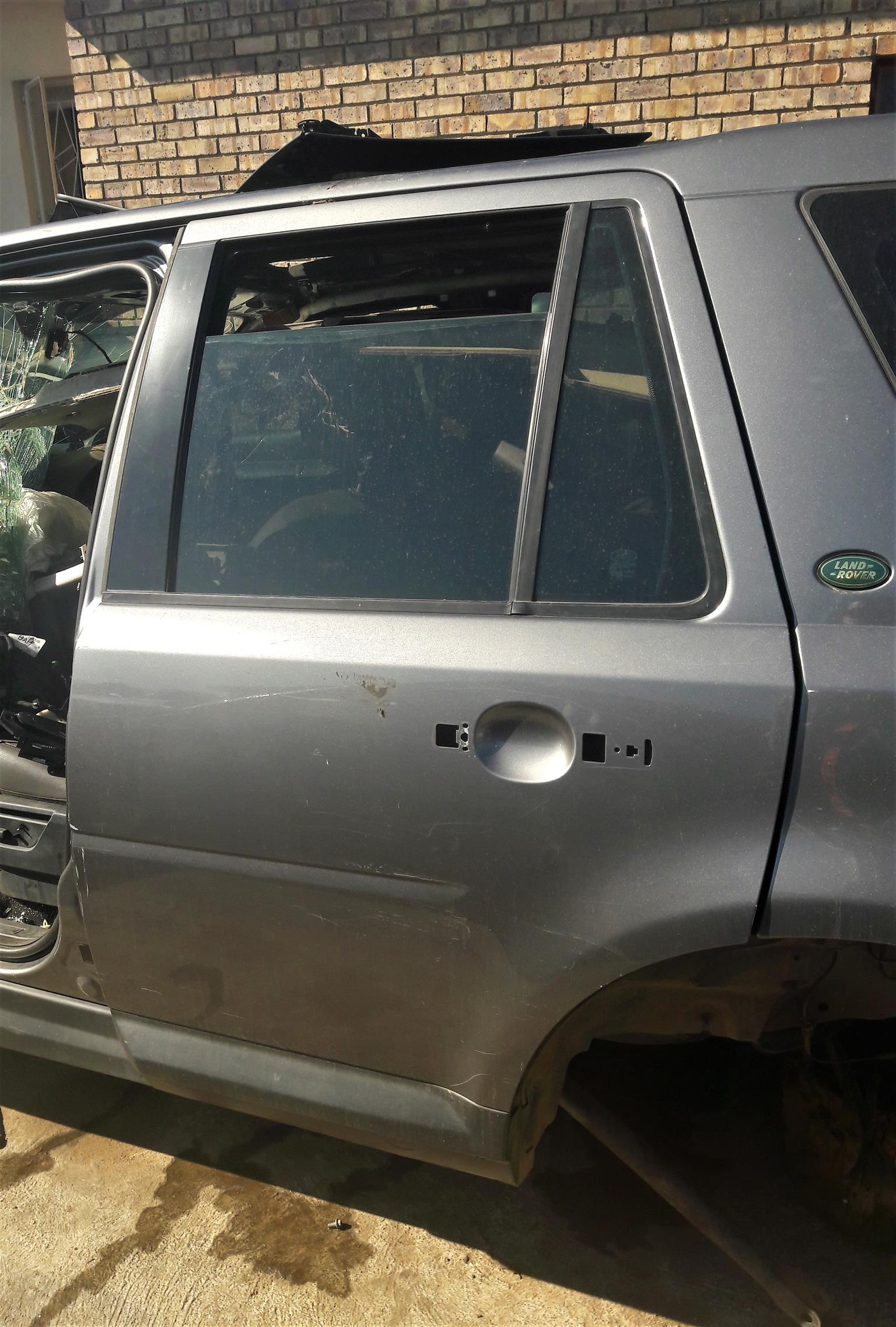Land Rover Freelander 2 Rear Door | Auto Ezi