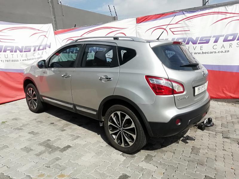 2011 Nissan Qashqai 2.0 Acenta