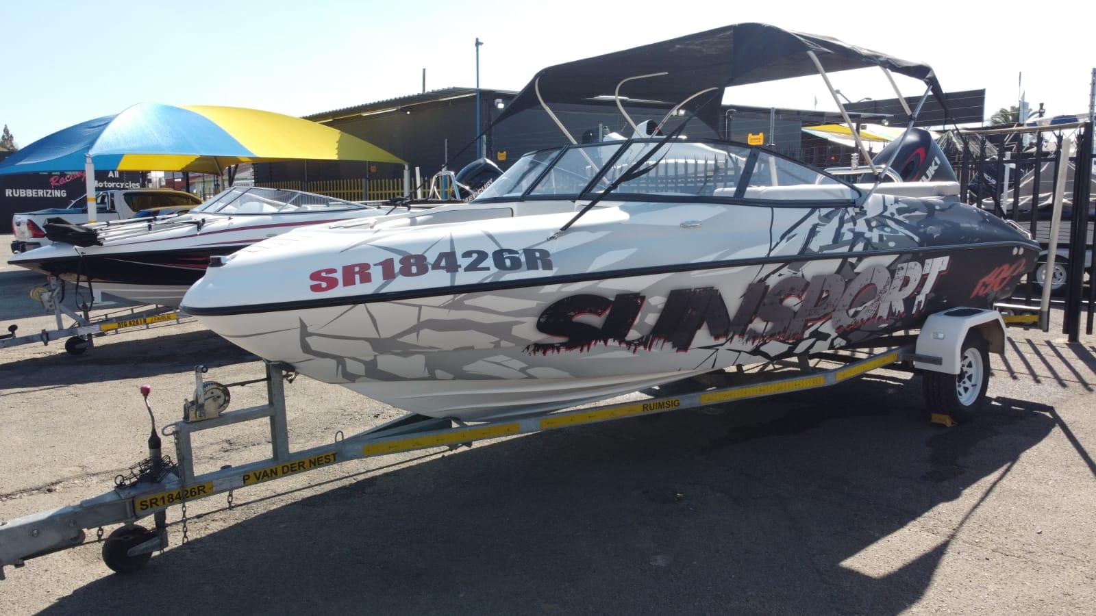 Sunsport 190, 2020 DF200Hp Suzuki 4 Stroke