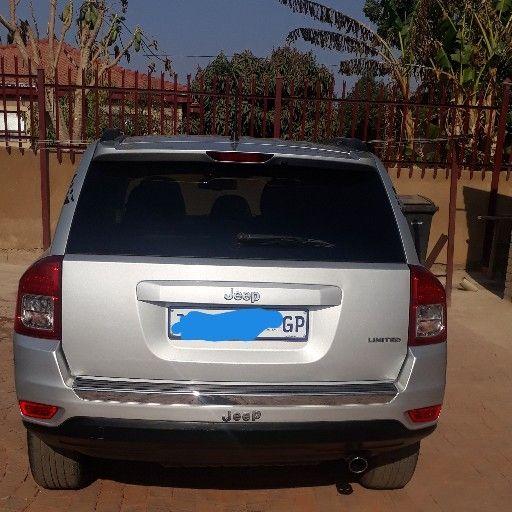 Jeep Compass 2.0L Limited Dual VVT