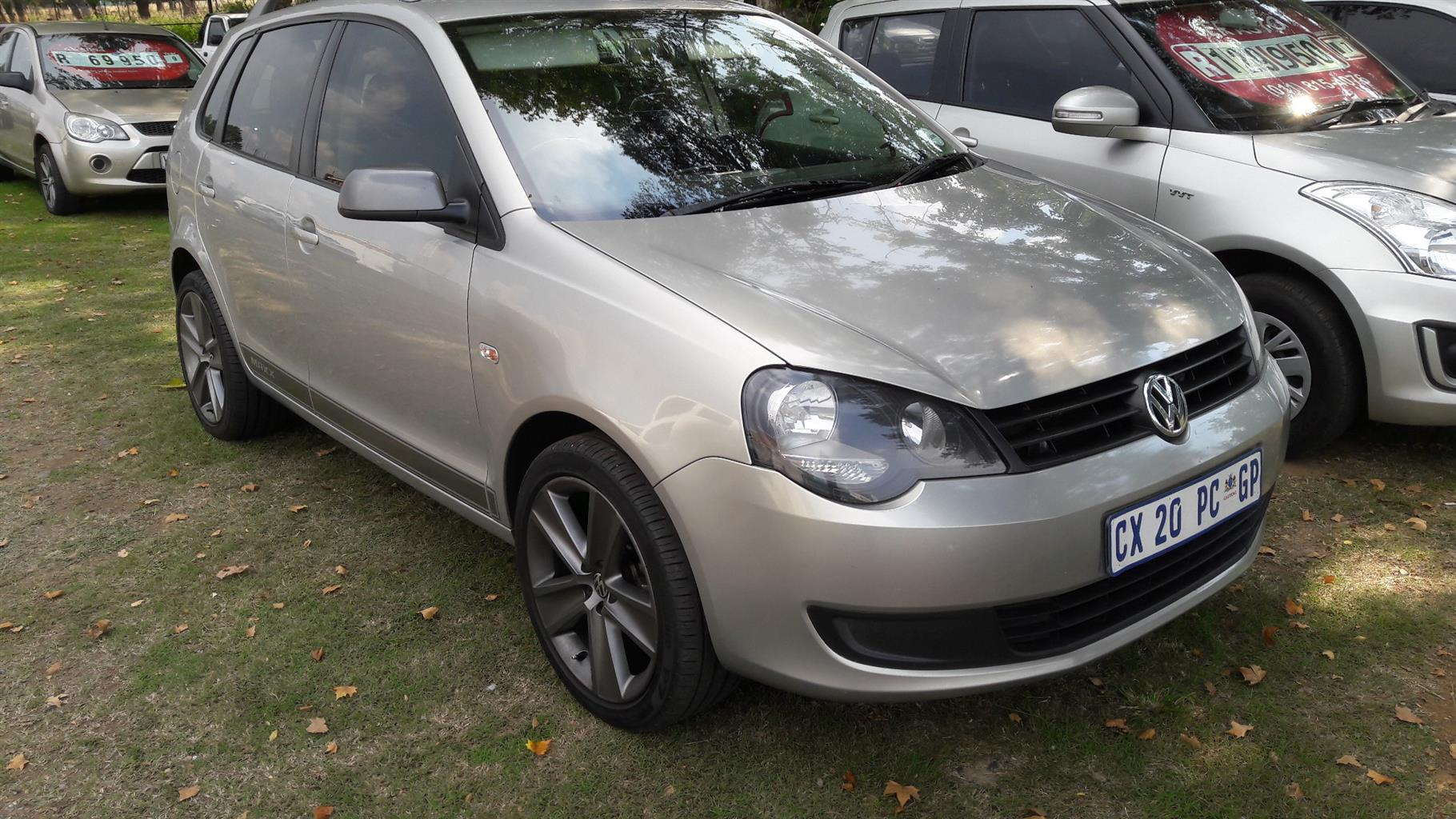2014 VW Polo Vivo hatch 5-door Maxx POLO VIVO 1.6 MAXX (5DR)