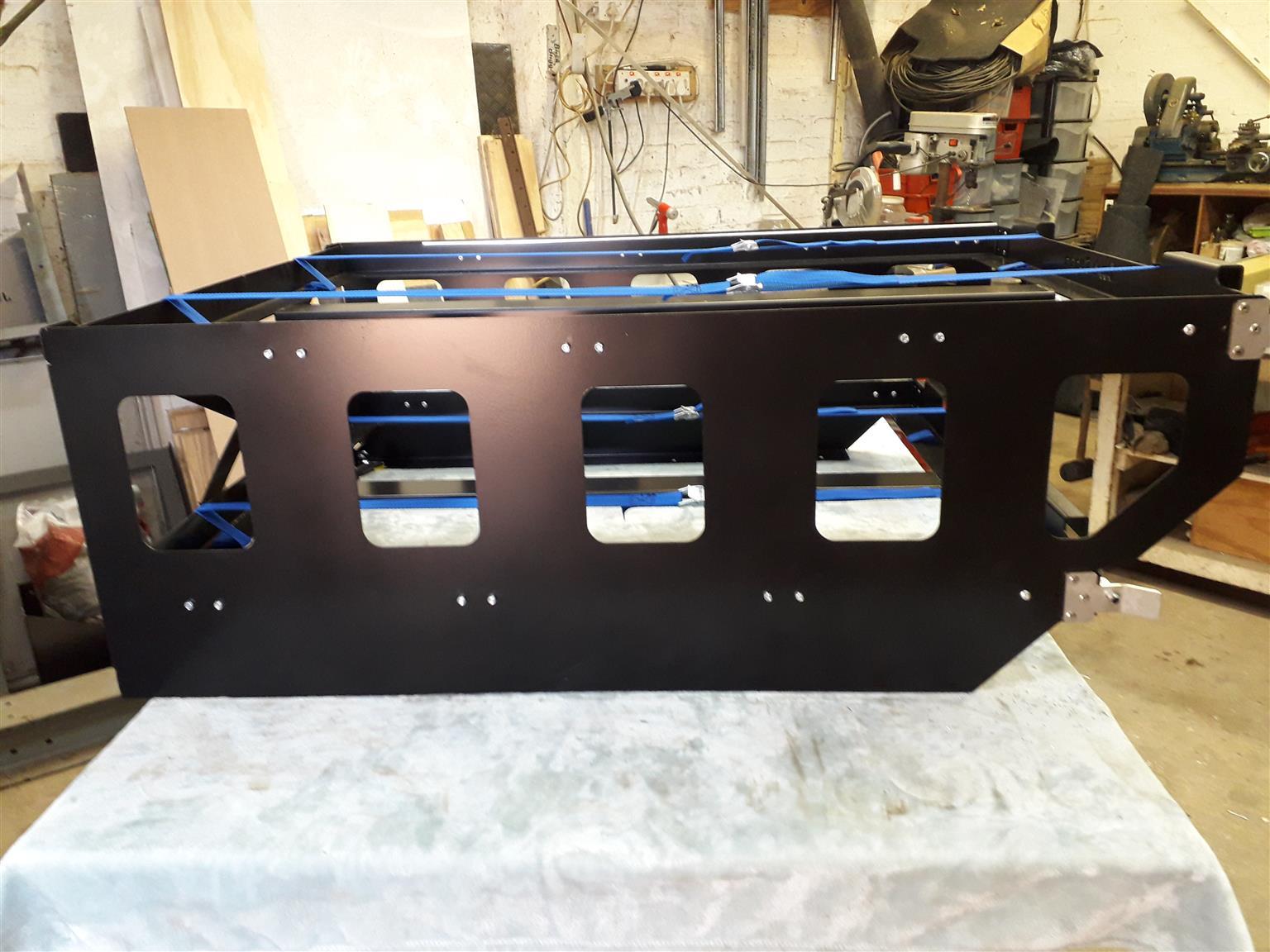 Ammo Box Sliders