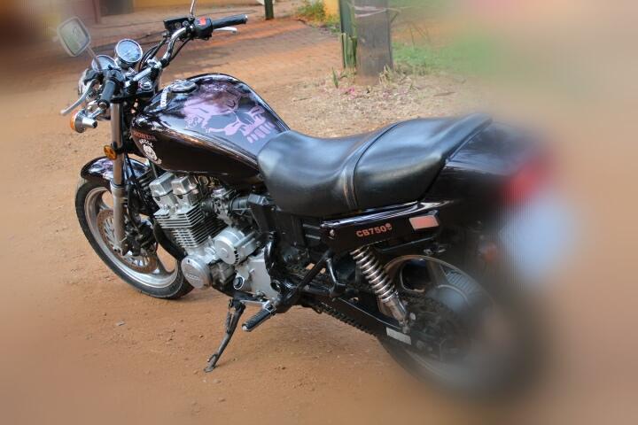 1995 Honda CB