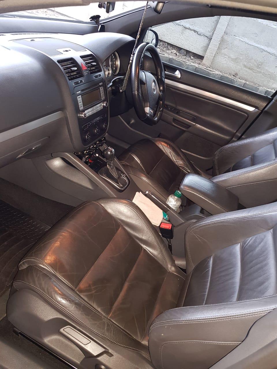 2007 VW Golf GTI DSG