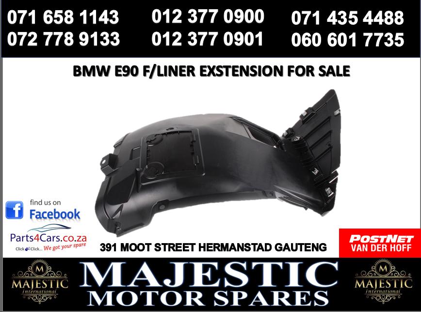 Bmw E90 fender liner for sale