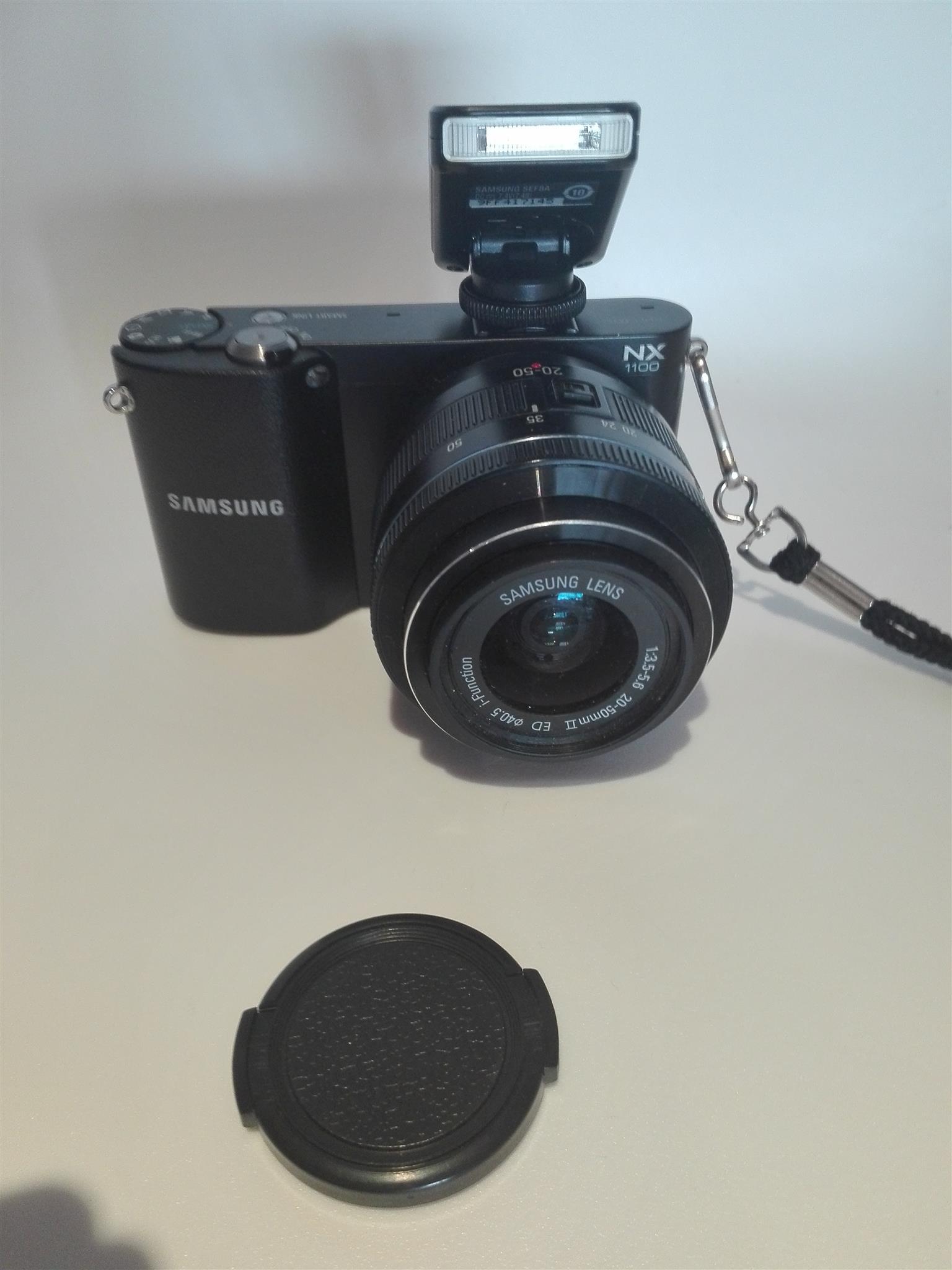 Samsung Digital NX1100 Camera