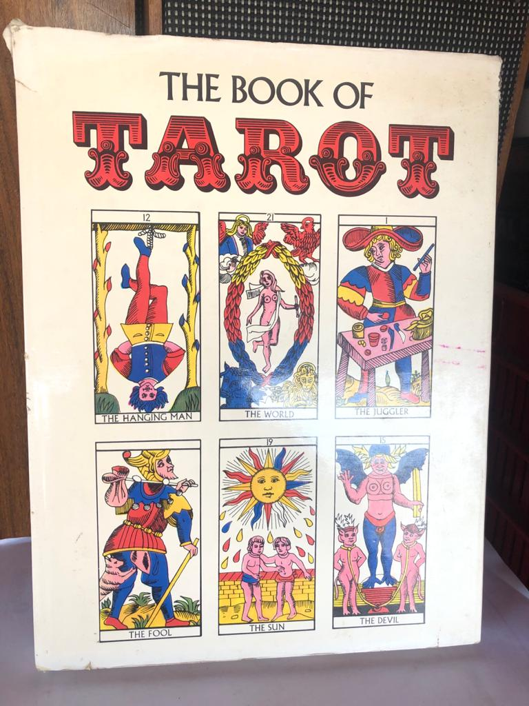The Book of Tarot published by The Hamlyn Publishing Group Ltd