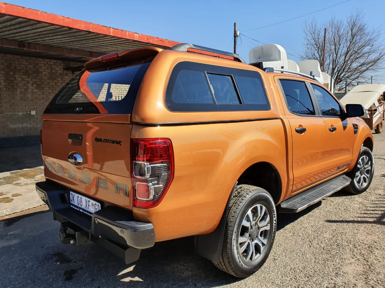 2020 Brand New GC Color Codded FORD RANGER T6,T7  - MAZDA BT50 Double cab Canopy for sale!!