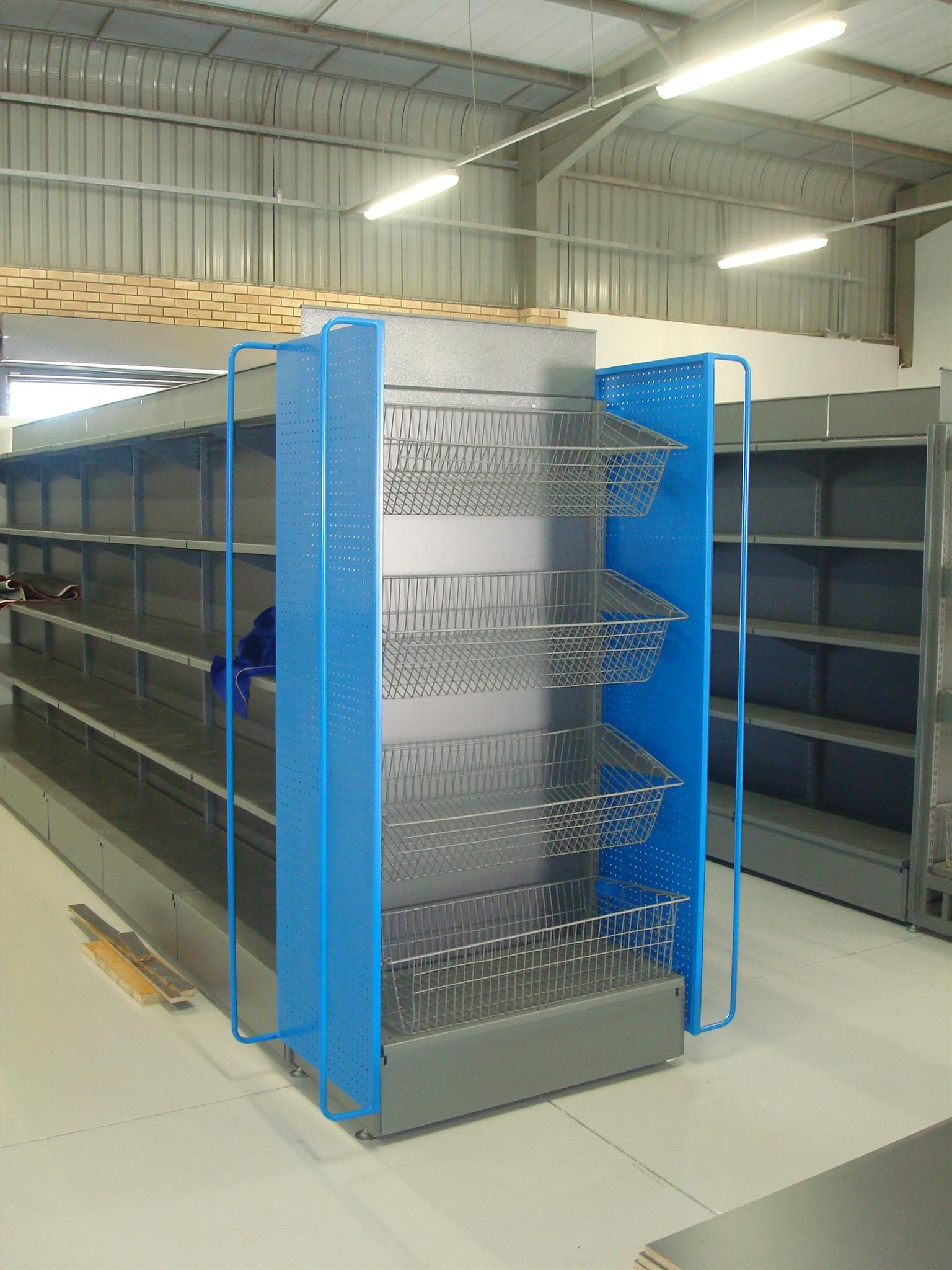 Office racking/shelving and for stores @ Factory Cost