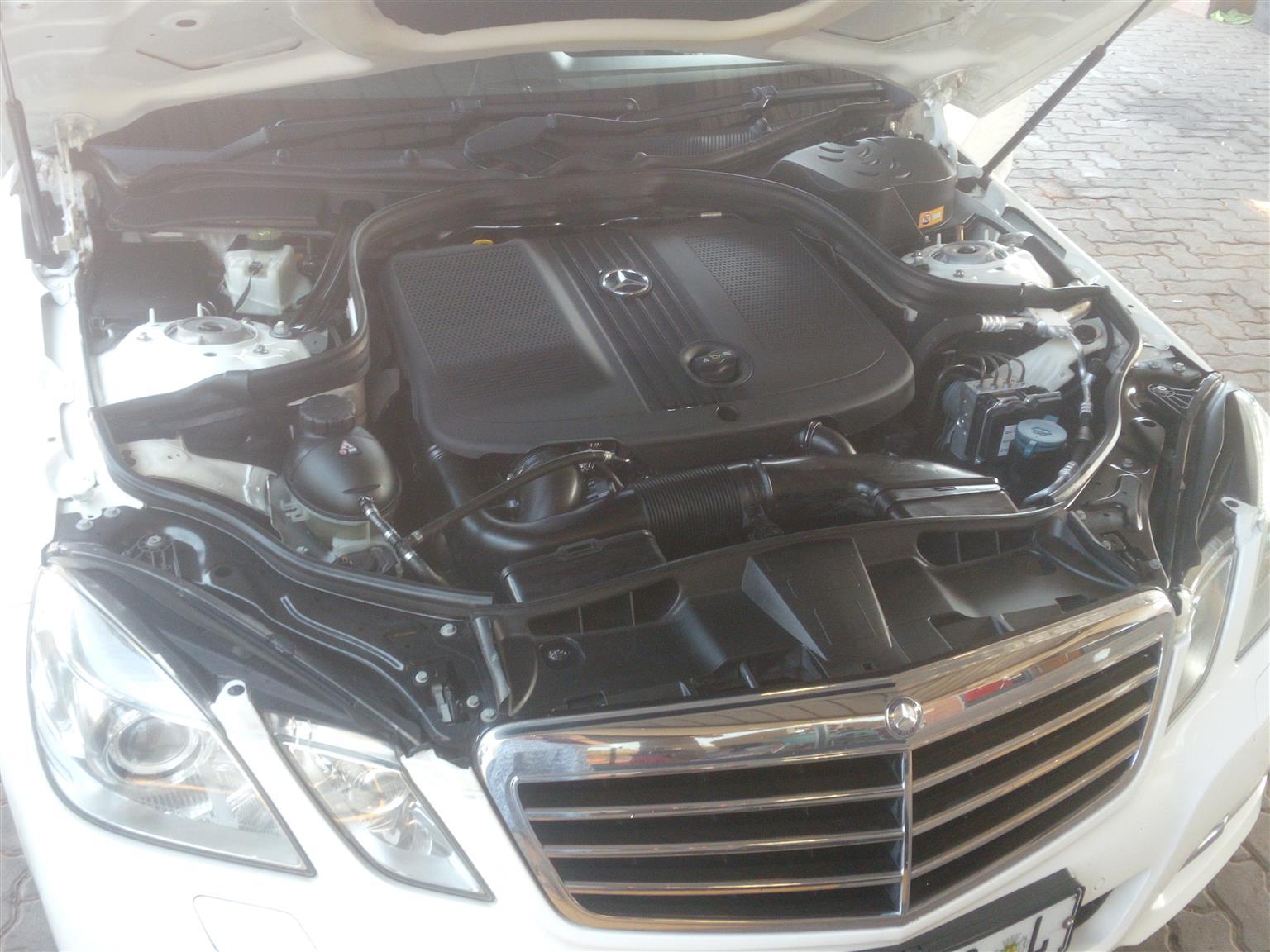 Mercedes Benz E250 cdi Avantgarde (2012)